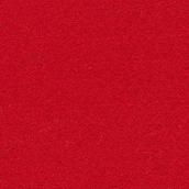 Фетр  декоративный 33 см х 53 см красный Плотность 200 г/кв.м.100% полиэстер
