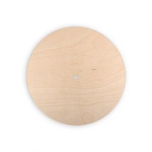 Заготовки для декорирования  часы фанера d 20 см