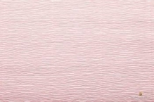 Бумага гофрированная Италия 50см х 2,5м 180г/м2 светло-персиковая