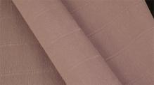 Бумага гофрированная  50см х 2,5м 140г/м2  св.сиреневый