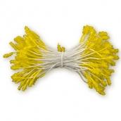 Тычинки  1 х 85 шт желтый