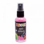 Акриловый арт-спрей  Розовая уп.50мл