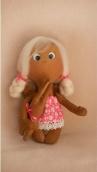 """Набор для изготовления текстильной куклы """"Angel's Story"""" 21см"""