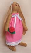 """Набор для изготовления текстильной куклы  """"Rabbit's Story"""" 29см"""