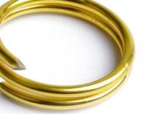 Проволока d 1мм  золото рул.10м