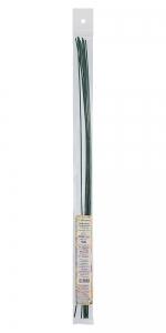 Проволока флористическая лакированная 1.6 мм 12 шт. 40 см