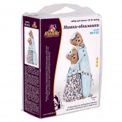 Набор для изготовления игрушек   Мишки-обнимашки