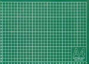 Мат для резки  30 x 22 см