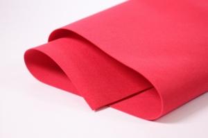 Фоамиран  012-LIGHT RED (красный/135) 60*70см