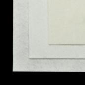 Фетр листовой жесткий IDEAL 1мм 20х30см  цв.660 белый