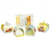 """Набор для новорожденных """"Наша радость"""", коробочки для хранения + открытка 16,5х10х0,5 см"""
