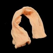 Капрон для кукол и цветов персиковый 60-100см