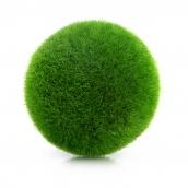 Шар декоративный травяной 6,5см