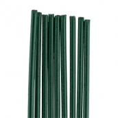 Проволока флористическая в оплётке 0.95мм х 40 см зеленый