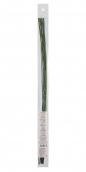 Проволока флористическая в оплётке 1.2 ммх40см  зеленый
