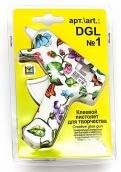 Клеевой пистолет для творчества DGL №01