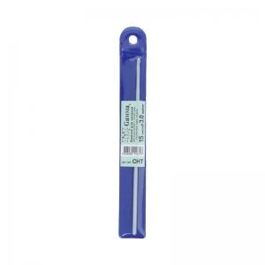 Крючок для вязания CHT металл  d 3.0 мм с покрытием