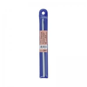 Крючок для вязания CHT металл d 5,5 мм 15см