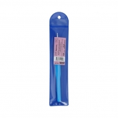 Крючок для вязания с пласт.ручкой MHP металл d 2.0 мм 14 см