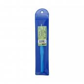 Крючок для вязания с пласт.ручкой MHP металл d 2.5 мм 14 см