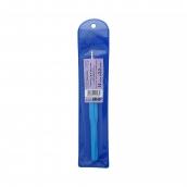 Крючок для вязания с пласт.ручкой MHP металл d 3.0 мм 14 см