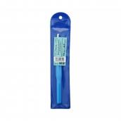 Крючок для вязания с пласт.ручкой MHP металл d 6 мм 14 см