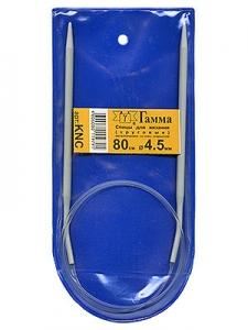 Спицы  GAMMA круговые KNC металл d 4.5 мм 80 см