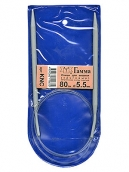 Спицы  GAMMA круговые KNC металл d 5.5 мм 80 см