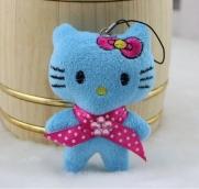 """Игрушка для куклы """"Hello Kitty"""" цв. голубой"""