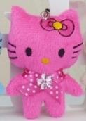 "Игрушка для куклы ""Hello Kitty"" цв. ярко-розовый"