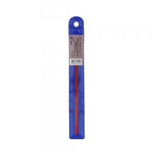 """Иглы для шитья ручные """"Gamma"""" для вязаных изд NL-001 13.7 см в чехле 1 шт. красный"""