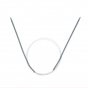 Спицы  круговые металл d 2.5 мм 80 см
