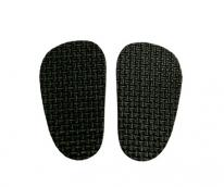Подошва для изготовления обуви толщ.4мм 4х7см 1 пара