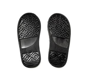 Подошва для изготовления обуви  толщ.4мм 3х7,2см 1 пара