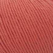 Пряжа Gazzal Organic Baby cotton 419 коралловый