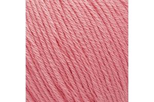 Пряжа Gazzal Organic Baby cotton 425 персиковый