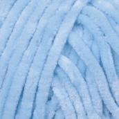 Пряжа Madame Tricote Baby soft 508 голубой