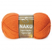 Пряжа NAKO Superlambs Special цв.518 - 5 мотков