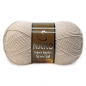 Пряжа NAKO Superlambs Special цв.1199 - 5 мотков