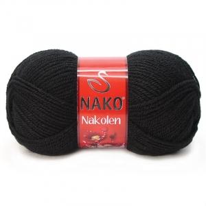 Пряжа Nako Nakolen цв.217 - 5 мотков