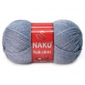 Пряжа Nako Nakolen цв.23135 2 мотка