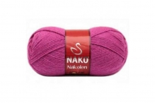 Пряжа Nako Nakolen цв.1048 - 3 мотка