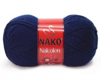 Пряжа Nako Nakolen цв.148 - 3 мотка