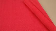 Бумага гофрированная Италия 50см х 2,5м 140г/м цв.971 ярк.розовый