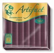 """Полимерная глина """"Артефакт"""" классический цв.Шоколад 56 г"""