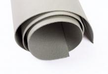 Кожа искусственная 300 г/кв.м 50 см х 35 см № 5 серый