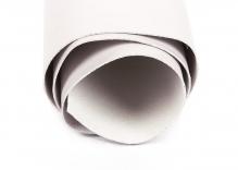 Кожа искусственная 300 г/кв.м 50 см х 35 см № 6 белый