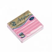 """Полимерная глина """"Артефакт"""" с повышенной прочностью  классический цв.Розовый фламинго 56 г"""