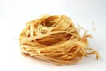 Рафия натуральная  20гр+-3гр цв.беж