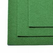 Фетр листовой мягкий IDEAL 1мм 20х30см цв. зеленый
